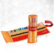 Stabilo Point 88 30-Color fine liner Rollerset