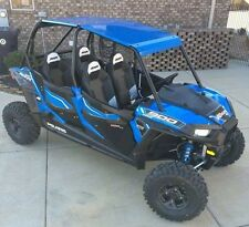 2014 2015 RZR 1000 4D ROOF STOCK CAGE POWER  RAZOR RZR1000 VOODOO BLUE