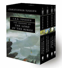 The History of the Lord of the Rings: Box Set (The History of Middle-Earth), Tol