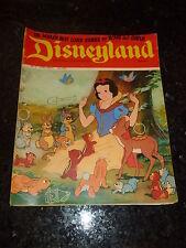 DISNEYLAND Comic - No 10 - Date 1971 - UK Paper comic