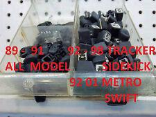 GEO METRO  SUZUKI SWIFT  OEM  1989  1991 A / C BLOWER  KNOBS
