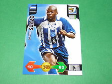 SUAZO HONDURAS  PANINI FOOTBALL FIFA WORLD CUP 2010 CARD ADRENALYN XL