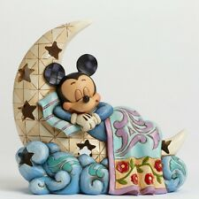 DISNEY TRADITIONS Jim Shore Baby Mickey Mouse LED 4043662 SLEEP TIGHT LITTLE ONE
