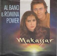 Al Bano & Romina Power - Makassar/Quando Si Ama (Vinyl-Single 1988) !!!