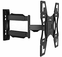 Invision TV Wall Mount Bracket Tilt Swivel 32 37 40 42 46 50 52 inch UHD LCD LED