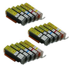 15PK Inkjet Cartridge PGI 450 CLI 451 For Canon PIXMA MG6440 MG7140 Ip7240 MX924