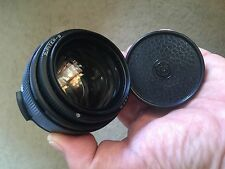 Jupiter 9  2/85 mm  lens for ARRI Red One Arriflex PL movie camera  EXC.