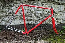 vintage Bicicletta Corsa Telaio Cinelli SR SuperCorsa RH 57cm m-m Rosso Ferrari