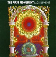 CD-Monument-The First Monument ~late 60's Heavy UK psych