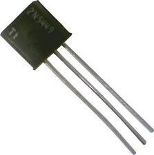 Lot of 4 Texas Instruments TI NPN Transistors 2N5449