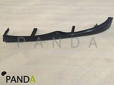 BMW E46 01-05 LEFT FRONT UNDER HEAD LIGHT LAMP TRIM STRIP W/O WASHER JET HOLE