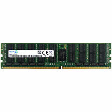 64GB Module DDR4 2133MHz Samsung M386A8K40BM1-CPB 17000 Load Reduced Memory RAM