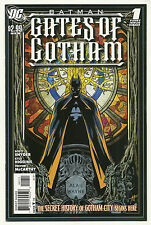 Batman Gates Of Gotham #1 2 3 4 5 Complete Set Scott Snyder