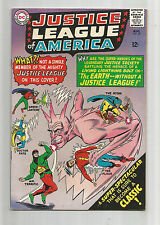 JUSTICE LEAGUE OF AMERICA #37: Silver Age Grade 7.0: Featuring The JSA!!