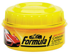 Formula 1 613643 Carnauba Automobile Paste Wax, 12 Oz. Can