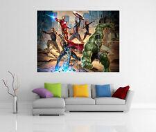 Les Vengeurs MARVEL GIANT WALL ART Photo Imprimé Poster G55