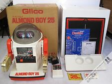 TOMY ROBOT OMNIBOT ALMOND BOY 25 JAPANESE HEATHKIT HERO HEAROID MIB RARE WOW!!!