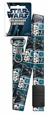 Sous licence star wars cou lanyard darth vader porte-clés id holder phone strap