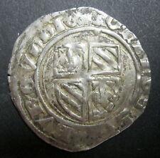"""DUCHÉ DE BOURGOGNE - GRAND BLANC """" JEAN SANS PEUR """" (1404-1419)"""