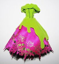Dress from Monster High Scary Tales Snow BIte Draculaura Doll