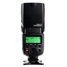 JY-680A LCD Flash Light Speedlite Lamp For Digital Camera Canon EOS Nikon Pentax