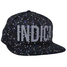Dope Couture Rare Spaced Out 3M Paint Speckle Indica Weed 420 Plant Snapback Hat