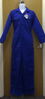 Bolt Boiler Suit Coverall Overall Royal Stud Front 36R Protective Clothing