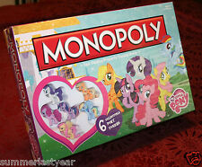 MY LITTLE PONY MONOPOLY BY USAOPOLY FREE PRIORITY SHIPPING