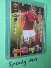 Champions League Super Strikes 2010 2011 Riise Panini Adrenalyn Limited