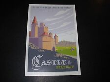 THE WIZARD OF OZ Art 4X6 Postcard CASTLE OF WITCH like poster print Steve Thomas