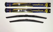 2008-2009 Ford Taurus X Goodyear Hybrid Style Wiper Blade Set of 2