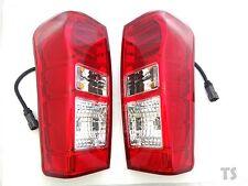 REAR LH+RH LED TAIL LIGHT LAMP ISUZU RODEO D-MAX DMAX V-CROSS 4WD 2WD 2011-2014