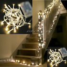 Warm White AA Battery Power Operated 5M 50 LED Fairy Light Christmas Tree Party