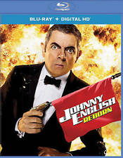 JOHNNY ENGLISH REBORN / (UV...-JOHNNY ENGLISH REBORN / (UVDC DHD DIG Blu-Ray NEW