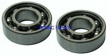 CRANKSHAFT BEARING SET FOR HUSQVARNA 181 281 288 385 390 394 395 2100 CHAINSAWS