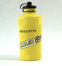 Masi Gran Criterium Water Bottle Ale Yellow H2O Sammontana Vintage Bike New