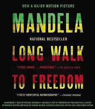 Long Walk to Freedom: Autobiography of Nelson Mandela, Mandela, Nelson, Good Boo