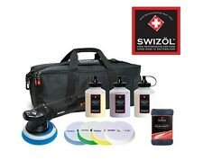 SWIZÖL SWISSVAX Rupes BIGFOOT POLISH DELUXE KIT 21er - Poliermaschine / Exzenter