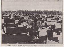 1904  --  ALGERIE  SAHARA  COIN DE LA VILLE DE TIMIMOUN   3G860