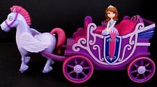 JADA TOYS SOFIA THE FIRST ROYAL CARRIAGE & MINIMUS HORSE R/C VEHICLE NO REMOTE