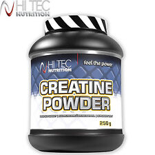 Creatine Powder 250g Monohydrate Build Muscle Mass Growth Bodybuilding Anabolic