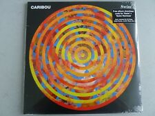 CARIBOU - Swim ***Vinyl-2LP + MP3***NEW***sealed***