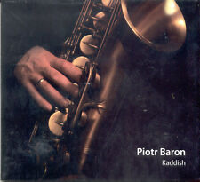 CD PIOTR BARON - Kaddish