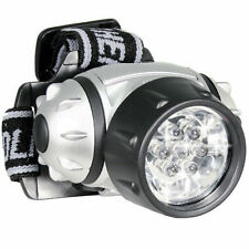 1 Pack: 7 LED Adjustable Head-Lamp with Pivoting Light-Head