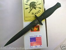 Spartan George V-14 Dagger Fixed Blade Fighting Knife Kydex Sheath New