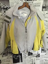 TURBINE Performance Boardwear Girl Jacket Coat Ski Snowboard E408 YELLOW LARGE L
