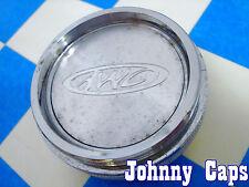 AWC Wheels Chrome Center Caps #E-180 Custom Wheel Center Cap (1)