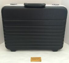 Howe Industries Hard Camera Case, Suitcase, Briefcase With Key Like Halliburton