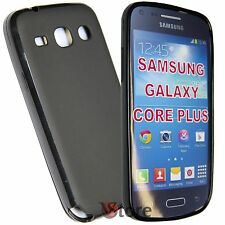 Cover Custodia Per SAMSUNG GALAXY CORE PLUS SM-G350 G3500 NERO GEL