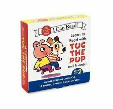 Learn to Read with Tug the Pup and Friends! Box Set 2 : Levels Included: C-E...